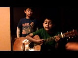 call me maybe carly rae jepsen Cover By Musty Guitar Cover 12 & 8 Years old