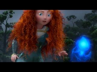 Видео к мультфильму «Храбрая сердцем» (2012): Трейлер (дублированный)