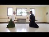 Japanese Iaido Martial Arts Demonstration - UBC Iaido Club (HD)