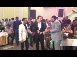 Manaf Agayev & Mustafa Ceceli & Novruz Agayev - Saclarini yol getir (Shemkir toyu)