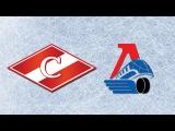 Спартак - Локомотив 5:2 | Spartak - Lokomotiv 5:2