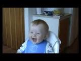 Заразительный детский смех. Смотреть онлайн - Видео - bigmir)net
