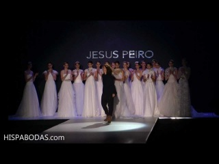 Desfile Jesus Peiro Novias 2013.