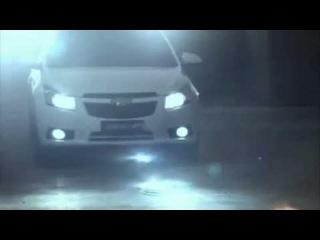 Китайцы сыграли на Chevrolet Cruze в Pacman