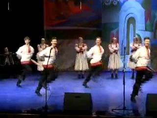 "ГВХА ""Русь"" Фрагменты из программ"