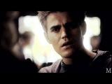 Stefan + Caroline + Klaus   Heartbeat (AU) (For Nina)