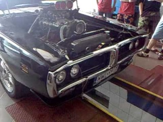 Dodge charger r/t supercharger