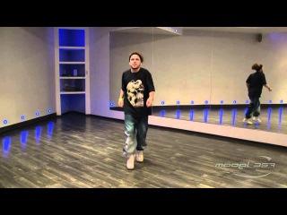 Саша Алехин - урок 1: видео уроки танцев хип хоп