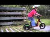 Mecatecno trial bike stunts