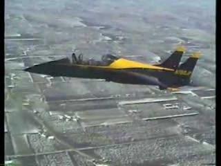 Supersonic home-built jet(BD-10)