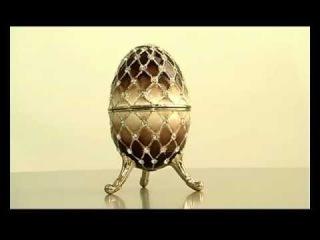 Пасхальное яйцо музыкальное для ювелирных украшений