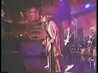 Aerosmith - Pink live on letterman