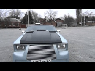 Moscvich 2150 Coupe in Russia - Москвич 2140 Купе