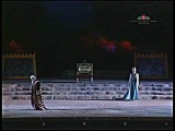 Nataliya Tarasevych.il Duetto Abigaile e Nabucco Giovani Meoni.Terme Di Caracala.ROMA 26/07/2007.