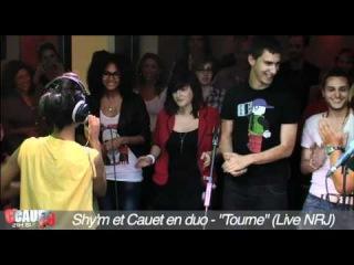 Shy'm et Cauet en duo - Tourne - Live - C'Cauet sur NRJ