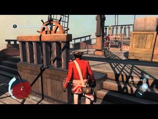 Assassins Creed 3. Прохождение. Солдат (Серия 5)