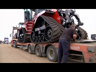 Case IH Quadtrac World Record 2012 | English