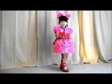 【華月4歳】きゃりーぱみゅぱみゅ☆ NINJARI BANG BANG COVER