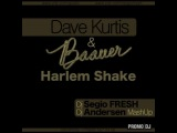 Baauer Vs Dave Kurtis - Harlem J.A.M. (Dj Andersen &amp Dj Sergio Fresh MashUp)