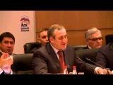 Сергей Неверов на заседании дискуссионных площадок