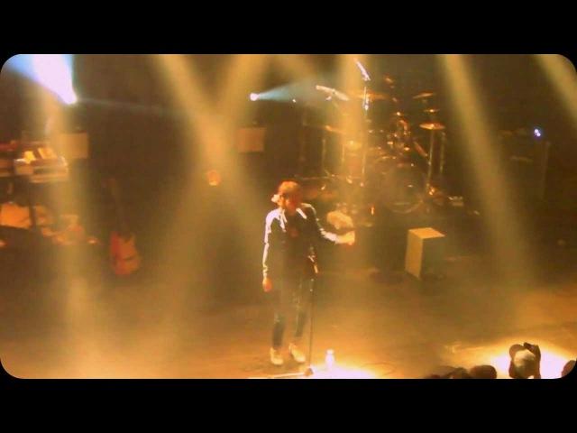 Nneka Live *Soul is Heavy* *Suffri* @ Docks - Lausanne 27.10.11 Part 3