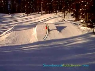 How To Backside 360 (Goofy) - Snowboard Addiction