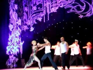Анастасія Волочкова та балет Житомир 2012