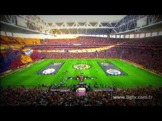 Galatasaray - Fenerbahce Kareografi 3D 22.04.2012