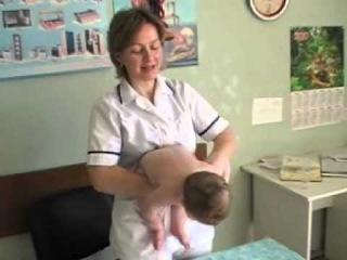 Детский массаж часть 6