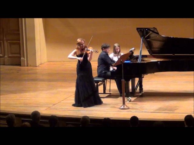 Marianna Vasileva plays Poeme Elegiaque op 12