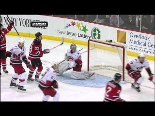 Ilya Kovalchuk Power Play Goal 2/12/13 Devils vs Hurricanes