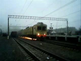 Адский Поезд