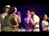 Not Alone - Darren Criss & Jamie Lyn Beatty - Apocalyptour, Los Angeles (May 24, 2012) [1080p HD]