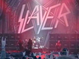 Slayer - Raining Blood [Live at Nova Rock. June 10th, 2012]