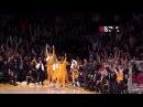 Невероятное спасение игры в исполнении Коби Брайанта! Kobe Bryant vs Toronto Raptors. Three time