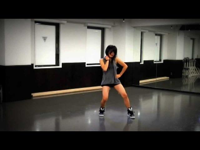 2NE1-【I Love You】COVER DANCE yuja Dance Practice Video ver.