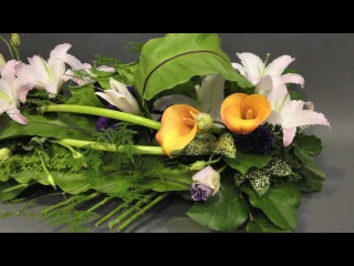 B020 Platform Style,Flower Arrangement,フラワーアレンジメン&a