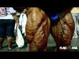 DLB talks about Jose Raymonds Legs at 2011 Olympia