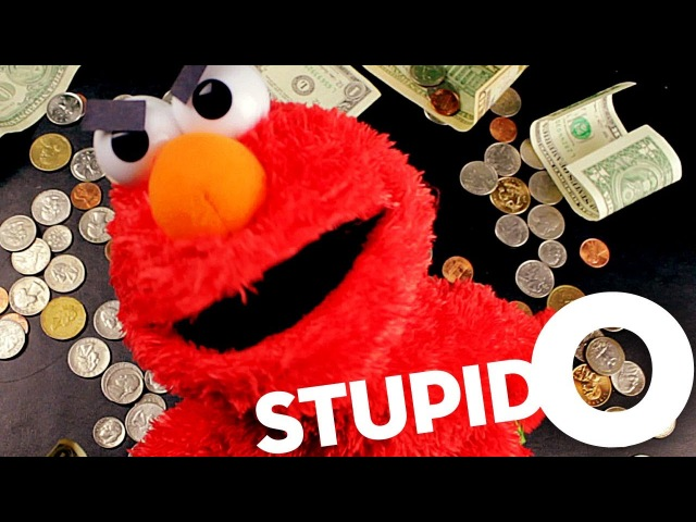 Stupid O - Elmo [NICKI MINAJ PARODY / SESAME STREET VERSION]