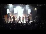 Coilguns - Earthians (live at Bikini Test, realeas party feb. 16th 2013 w/ 6 extra musicians!)