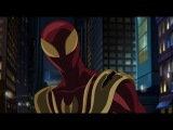 Совершенный Человек-Паук. 1 сезон 5 серия. «Полёт Железного Паука»