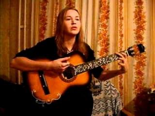 Татьяна Фатильникова - дождь, падают капли