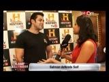 Salman Khan defends Saif Ali Khan