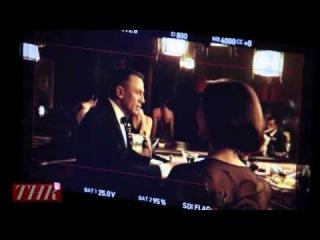 Skyfall's Naomi Harris & Berenice Marlohe on scenes of Seduction