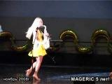 Елена Шеремет Lady Sax в MAGERIC.