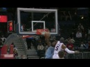 Tony Allen posterizes Josh Smith vs Hawks (2012.02.02)