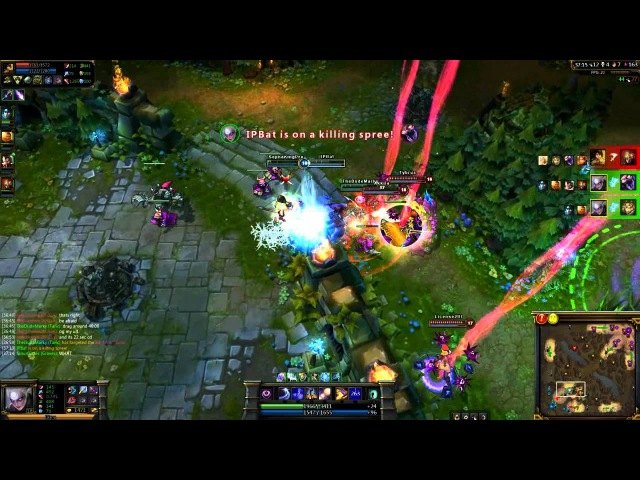Quickies! - League of Legends Upstanding Citizen