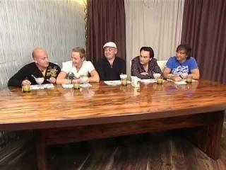 Ваня Романов в программе Званый Ужин Супер-финал 1 День