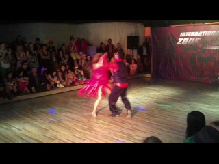 Lidio & Monique  - Show at Prague Zouk Congress 2012