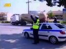 Policija vs bajker